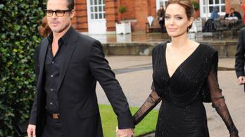 Angelina Jolie szerint Brad Pitt nem fizet elég gyerektartást