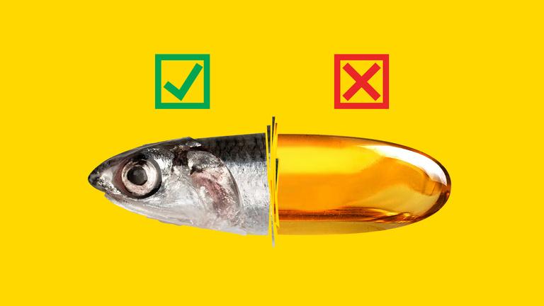 Kitört a háború az omega-3 zsírsavak körül