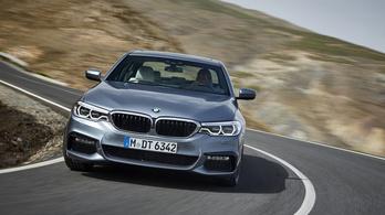 Több mint 300 ezer dízelautót hív vissza a BMW Európában