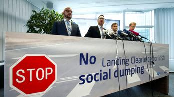 Németországban is sztrájkolnak a Ryanair pilótái