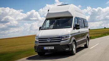 Gyártásba megy a VW guruló luxuslakása