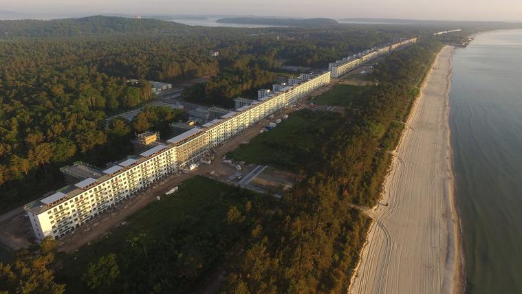Hotel Prora: már megint befuccsolt a nácik elátkozott gigaszállodája