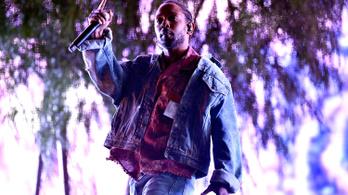 Háromnegyed órát késett Kendrick Lamar koncertje a Szigeten