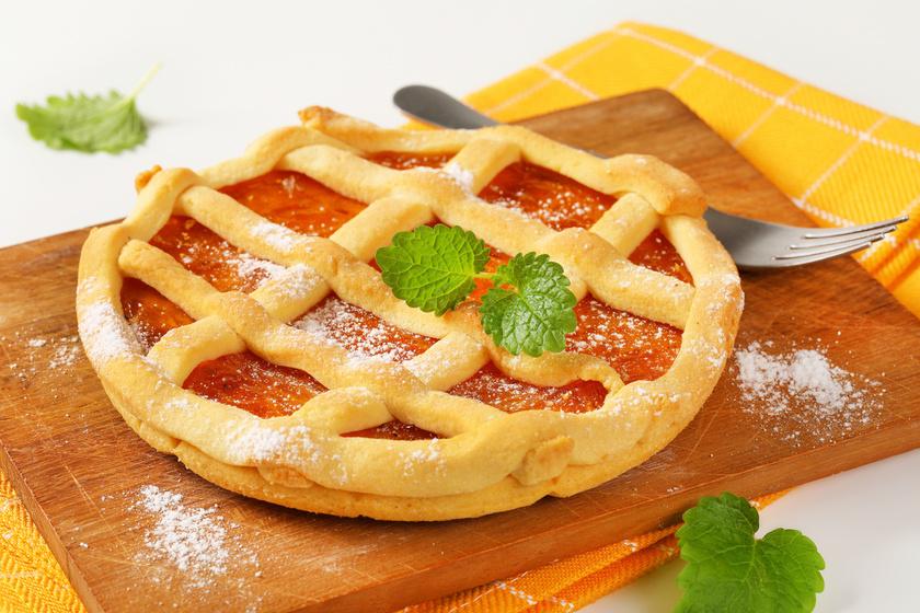 Lekváros, rácsos pite olasz módra: a crostata eredeti receptje