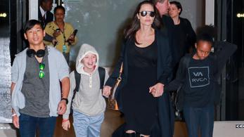 Brad Pitt a szakítás óta kilencmillió dollárt fizetett Angelina Jolie-nak