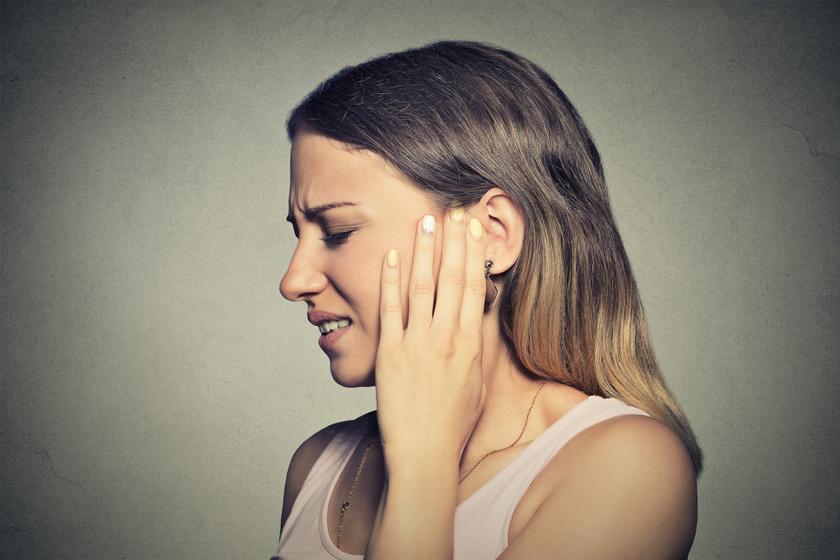 fül fájás gyulladás