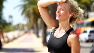 A kánikulában sem akarod kihagyni az edzést? Ezekre figyelj!