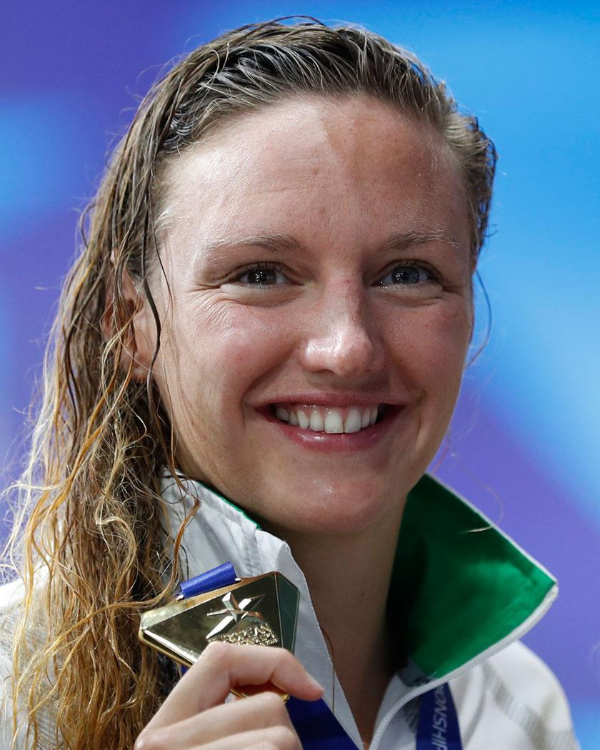 Hosszú Katinka negyedik éve vezeti a legértékesebb sportolók Forbes-listáját, most új belépőként a húsz legértékesebb celeb listájának is az élére ugrott.