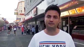 Márki-Zay Péter elirigyelte Lázár János bécsi videóját