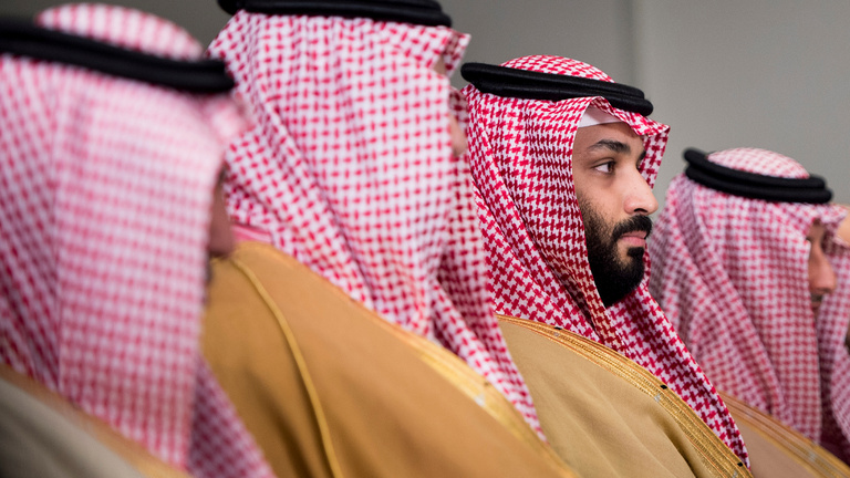 A szaúdi herceg megvillantotta, milyen országra számíthat tőle a világ