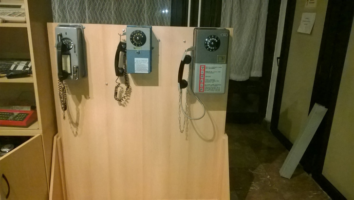 Nyilvános telefonok - 1