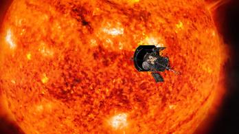 Megkezdte második Nap körüli körét a Parker űrszonda