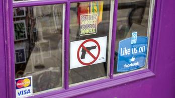 A Facebook blokkolja a nyomtatható fegyvereket