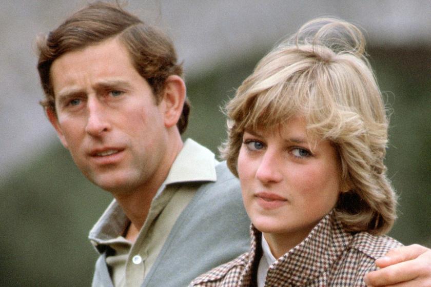 Elképesztő, hogy viselkedett Károly herceg a terhes Dianával - Csoda, hogy nem vetélt el
