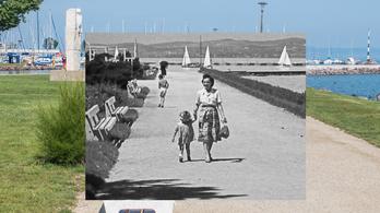 A Balaton állandó, csak mi öregszünk