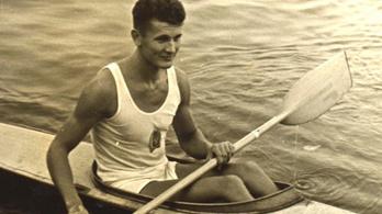 Meghalt a kajakozás első magyar olimpiai bajnoka