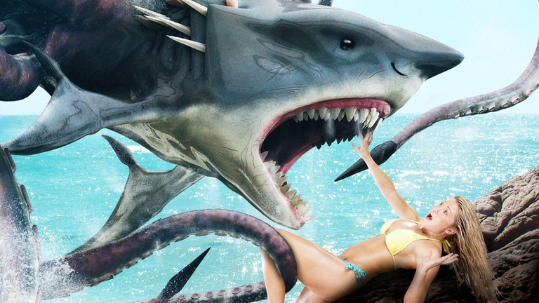 Fejest ugrottunk a legrosszabb cápás trashfilmekbe