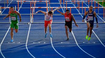 Baji Balázs Európa-bajnoki döntőt fut 110 gáton