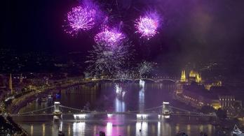 222 millióba fog kerülni az augusztus 20-i tűzijáték