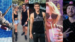 Még 5 híresség, akivel össze lehetett futni a Szigeten