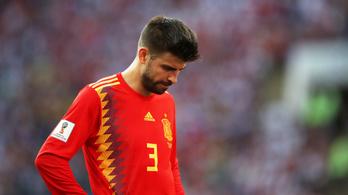 Piqué lemondta a válogatottságot
