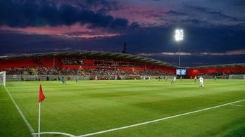 Ostoba kiállítások után vereséggel avatta új stadionját a Kisvárda