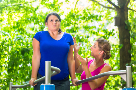 Miért fogynak nehezebben az alacsony nők?