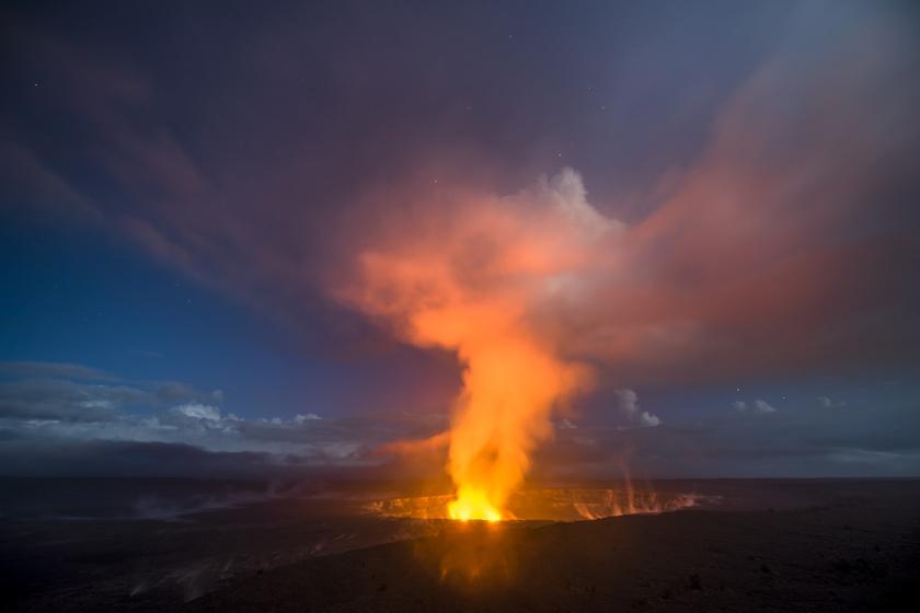 kilauea vulkan