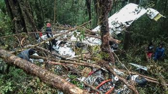 Egy 12 éves kisfiú élte csak túl, hogy lezuhant a repülőgép