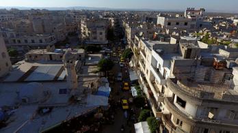 Felrobbant egy fegyverraktár Szíriában, több tucatnyi halott