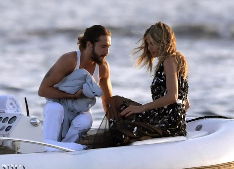 Arról pedig, hogy milyen egy ennyivel fiatalabb pasival járni, Heidi Klum nemrég nyilatkozott is