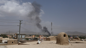 Heves harcok folynak a tálibok ellen Afganisztánban