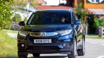 Turbómotort kap a kisebbik terep-Honda