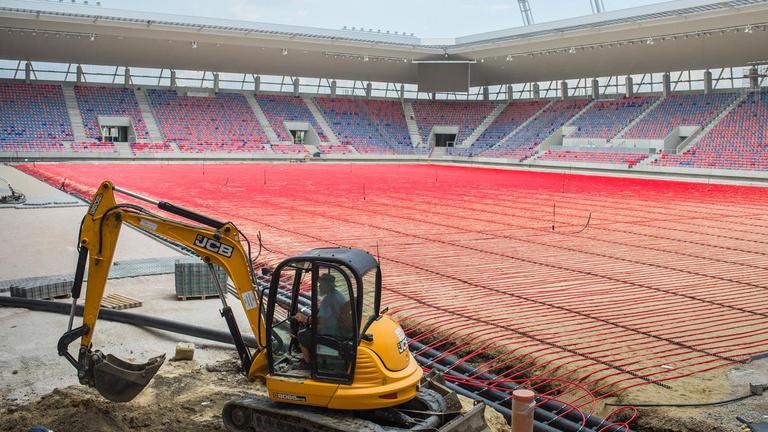 Ez a Vidi-stadion már sose lesz kész?