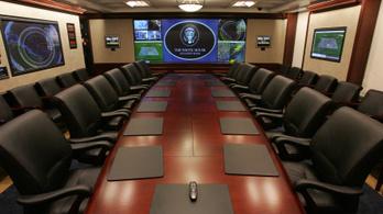A Fehér Ház legbiztonságosabb részén készült titkos hangfelvétel
