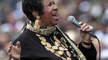Aretha Franklin, a soul királynője súlyos beteg