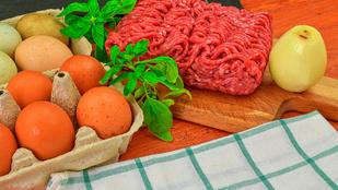 Innen tudhatod, hogy megromlott a darált hús