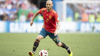 Újabb spanyol világbajnok mondta le a válogatottságot