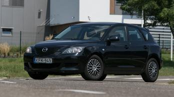 Használtteszt: Mazda3 1.4 – 2006.