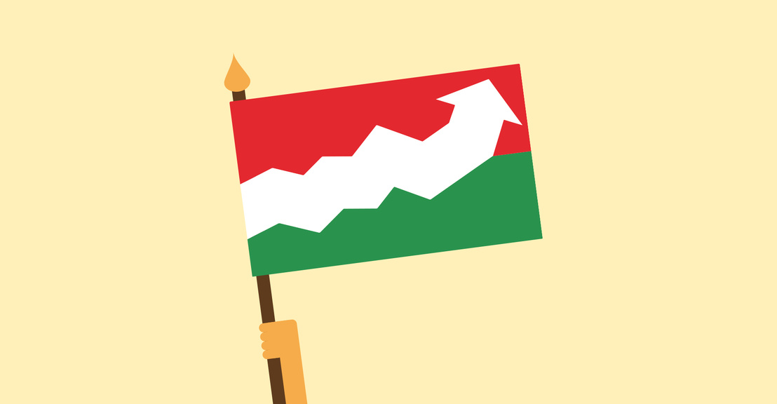 magyar gazdasag siker zaszlo