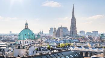 Bécsben a legjobb élni a világon