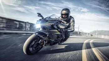 Öngyógyító lesz az új Kawasaki H2