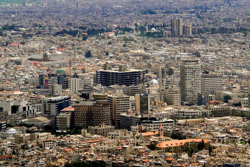 Az új lista szerint Damaszkuszban a legrosszabb élni.