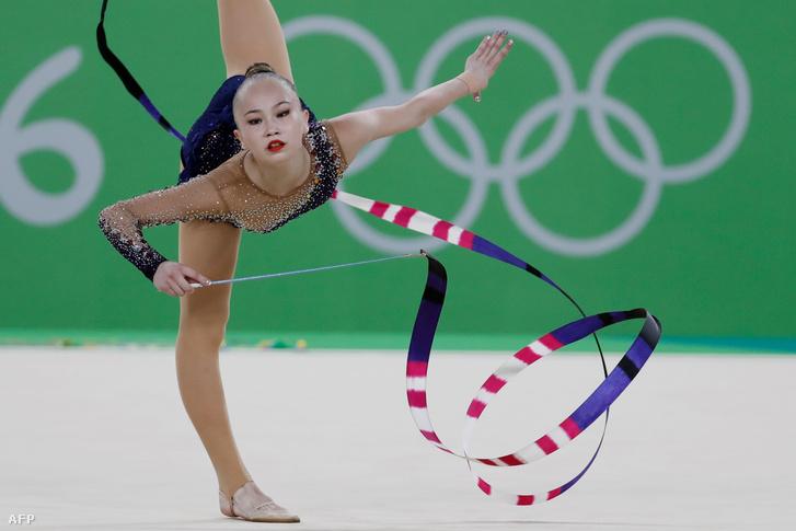 Asirbajeva a riói olimpián