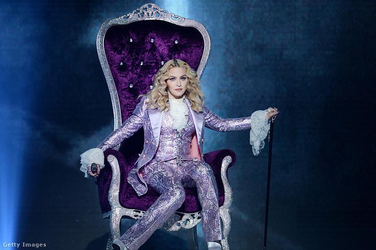 Madonna számára a társadalmi felelősségvállalás is fontos