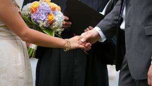Olcsó esküvő=boldog házasság?