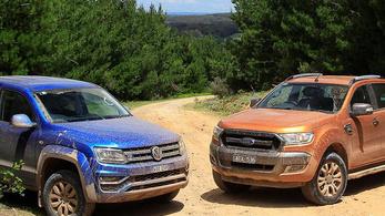 Közös alapokra épülhet a VW- és a Ford-pickup