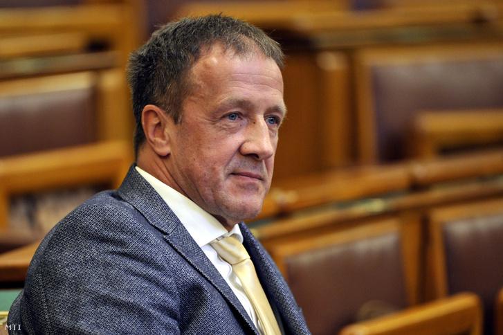 Tiba István fideszes képviselő