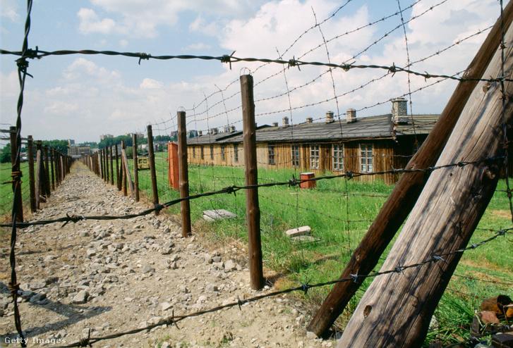 Majdanek Koncentrációs Tábor, Lengyelország.