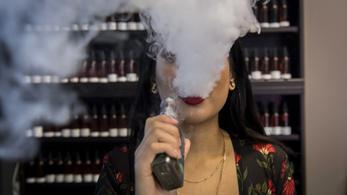 Az e-cigi súlyos tüdőbetegségeket okozhat